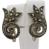 vintage_sterling_silver_marcasite_earrings