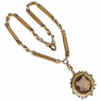 antique-9k-yellow-rose-gold-fancy-necklace-with-shield_1475287653