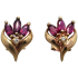 vintage-9k-gold-natural-marquise-ruby-stud_earrings
