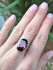 rhodolite-garnet-diamond-halo-ring