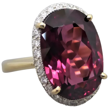 estate-18k-gold-rhodolite_garnet-diamond-ring